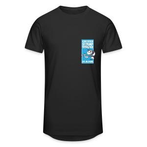 er Zertifikat - Männer Urban Longshirt