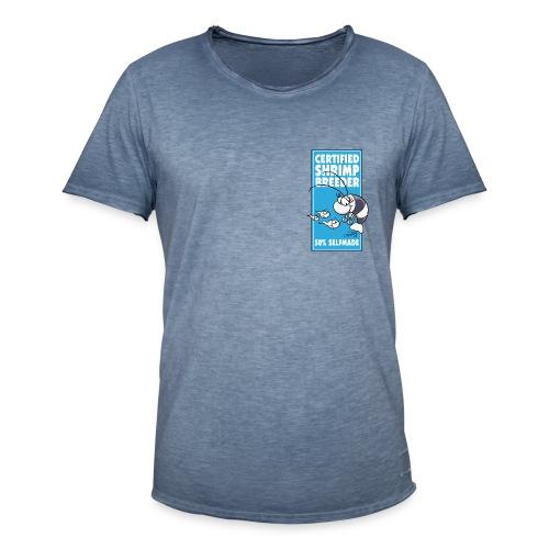 er Zertifikat - Männer Vintage T-Shirt