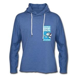 er Zertifikat - Leichtes Kapuzensweatshirt Unisex