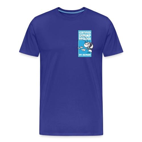 er Zertifikat - Männer Premium T-Shirt