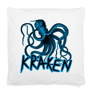 Kraken - The octopus monster - Pillowcase 40 x 40 cm