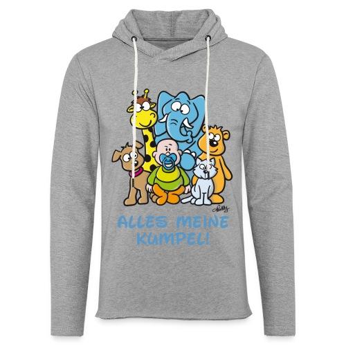 Der Baby Helden-Body - Leichtes Kapuzensweatshirt Unisex