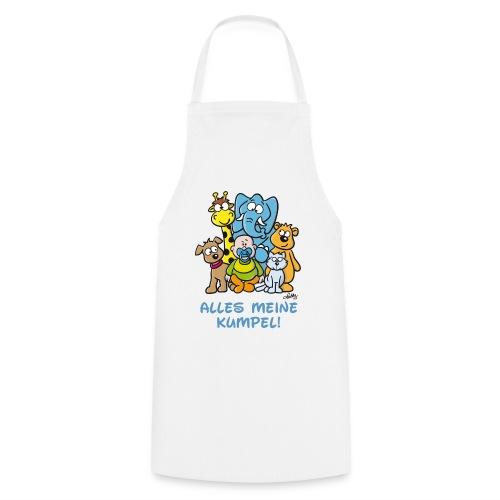 Der Baby Helden-Body - Kochschürze