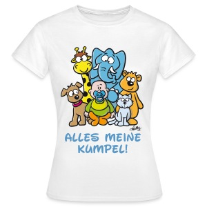 Der Baby Helden-Body - Frauen T-Shirt