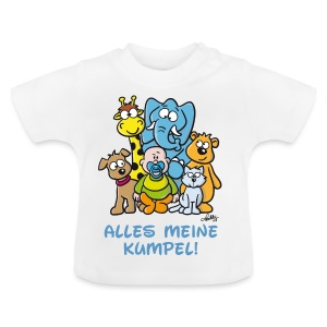 Der Baby Helden-Body - Baby T-Shirt