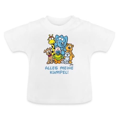 Der Baby Helden-Body - Baby T-Shirt