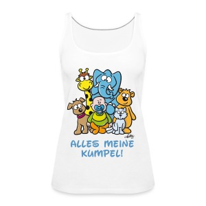 Der Baby Helden-Body - Frauen Premium Tank Top