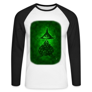 Turtle - Men's Long Sleeve Baseball T-Shirt