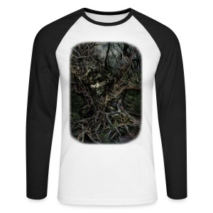 Spirit Tree - Men's Long Sleeve Baseball T-Shirt