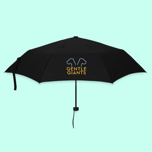 Doggen Cappy - Regenschirm (klein)
