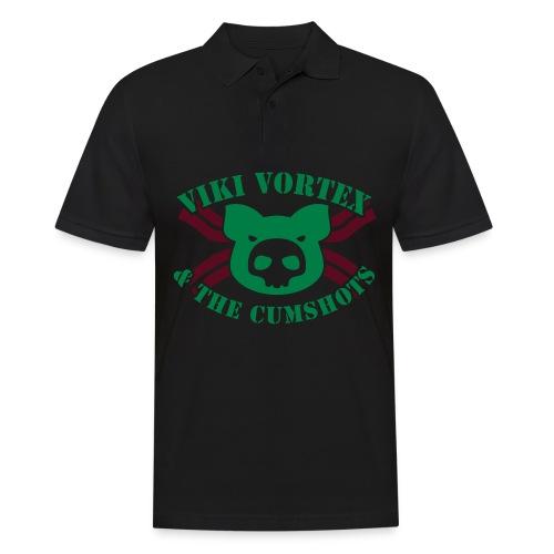 VVCumshotsBaconGlow - Men's Polo Shirt