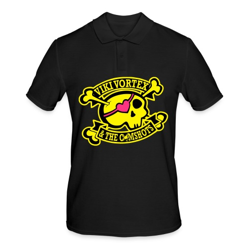 VVC*mshotsCensoredTee - Men's Polo Shirt