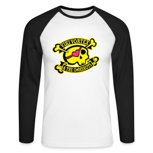 VVC*mshotsCensoredTee - Men's Long Sleeve Baseball T-Shirt