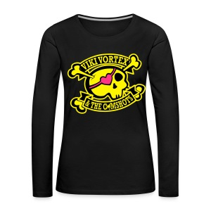 VVC*mshotsCensoredTee - Women's Premium Longsleeve Shirt