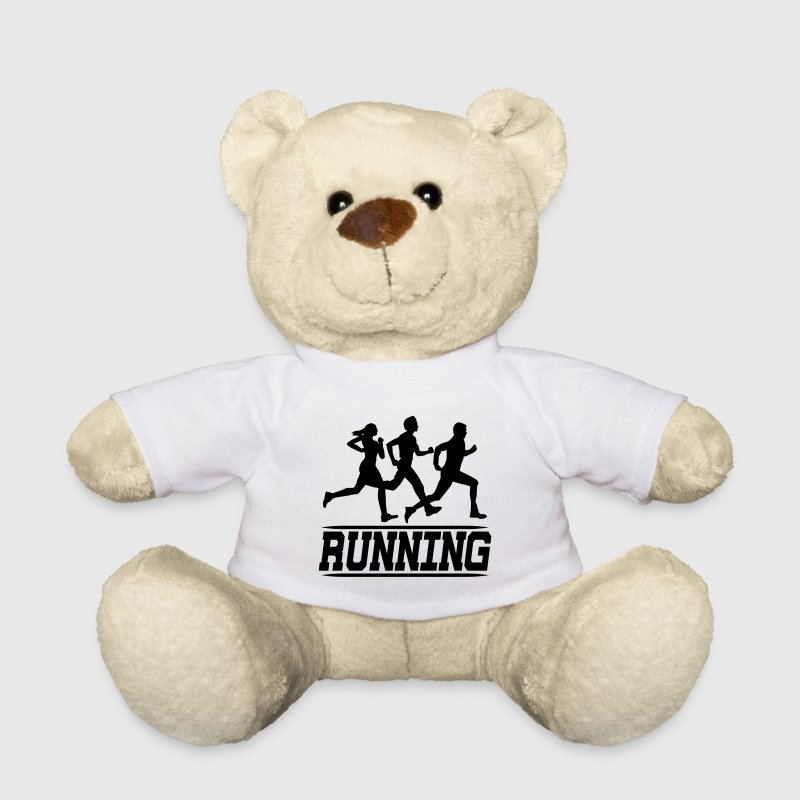 running joggers Teddies - Teddy Bear