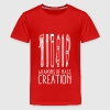 Weapons of mass creation (1c) Shirts - Teenage Premium T-Shirt
