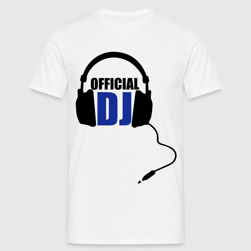 OfficialDJ T-Shirts - Men's T-Shirt