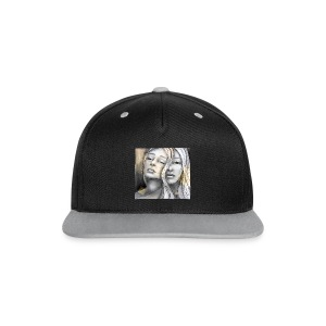 Reflection II by carographic @ Shirt - Kontrast Snapback Cap