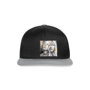 Reflection II by carographic @ Shirt - Snapback Cap