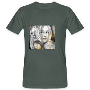 Reflection I by carographic @ Shirt - Männer Bio-T-Shirt