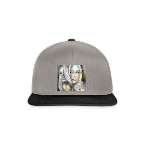 Reflection I by carographic @ Shirt - Snapback Cap