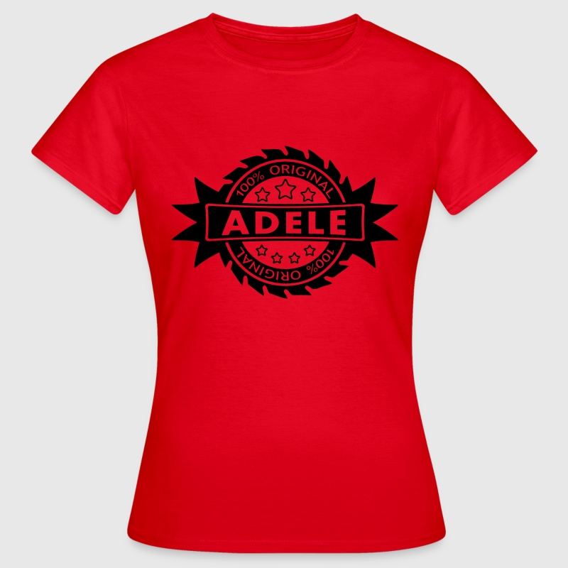 ADELE star original 1c T-Shirts - Frauen T-Shirt