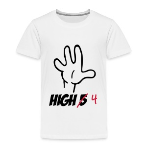 high five :-) Pullover & Hoodies - Kinder Premium T-Shirt