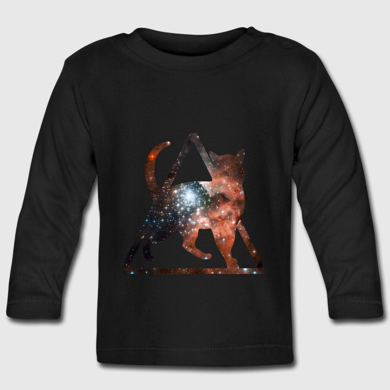 space pussy Long Sleeve Shirts - Baby Long Sleeve T-Shirt
