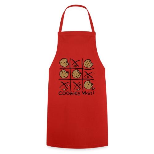 Tic tac toe woman - Grembiule da cucina
