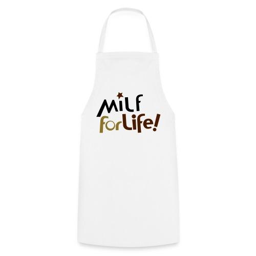 Milf for life - Grembiule da cucina