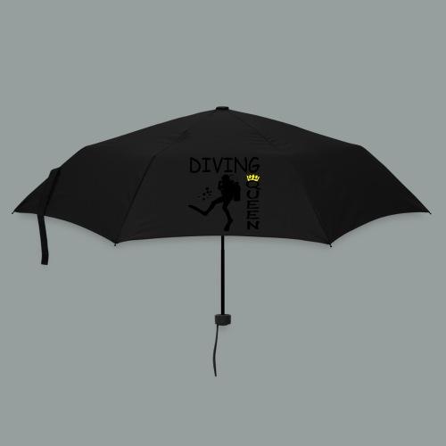 Diving Queen - Regenschirm (klein)