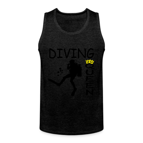 Diving Queen - Männer Premium Tank Top
