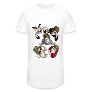 T-Shirt Saison 4 (Homme) - T-shirt long homme