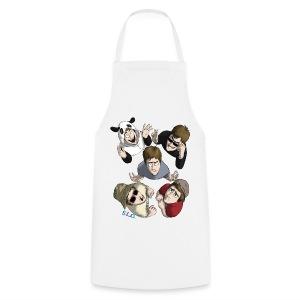 T-Shirt Saison 4 (Homme) - Tablier de cuisine