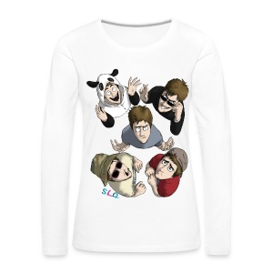 T-Shirt Saison 4 (Homme) - T-shirt manches longues Premium Femme