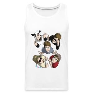 T-Shirt Saison 4 (Homme) - Débardeur Premium Homme