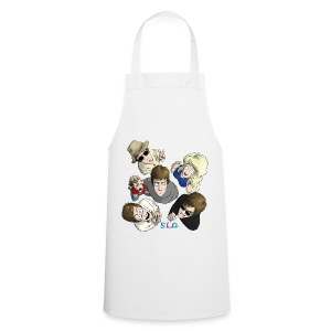 T-Shirt Saison 3 (Homme) - Tablier de cuisine