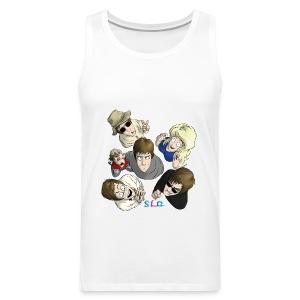 T-Shirt Saison 3 (Homme) - Débardeur Premium Homme