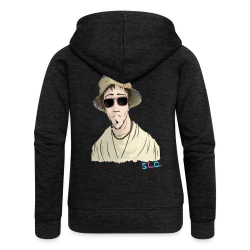 T-Shirt Hippie (Homme) - Veste à capuche Premium Femme