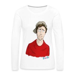 T-Shirt Geek (Homme) - T-shirt manches longues Premium Femme