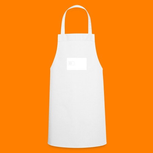 SIM card tee shirt - Cooking Apron