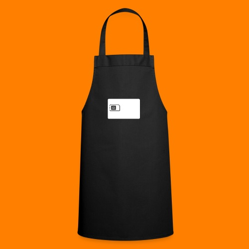 SIM card tee shirt - Cooking Apron