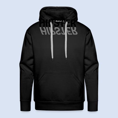 HIPSTER - Das Party Shirt - Männer Premium Hoodie