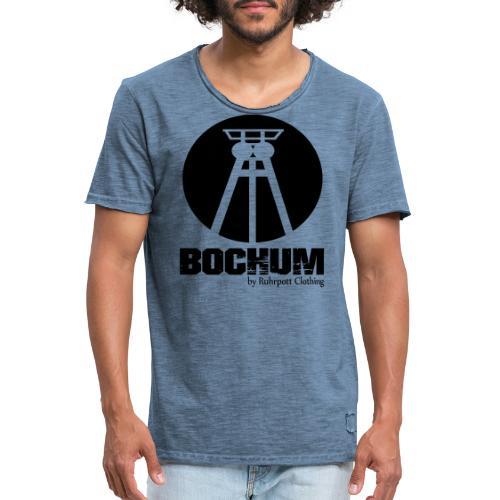 Bergbau Museum Bochum - Pullover - Männer Vintage T-Shirt