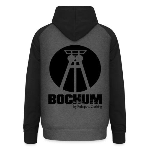 Bergbau Museum Bochum - Pullover - Unisex Baseball Hoodie