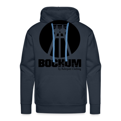 Bergbau Museum Bochum - Pullover - Männer Premium Hoodie