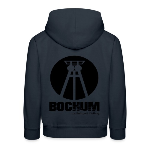 Bergbau Museum Bochum - Pullover - Kinder Premium Hoodie