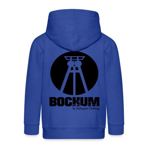 Bergbau Museum Bochum - Pullover - Kinder Premium Kapuzenjacke