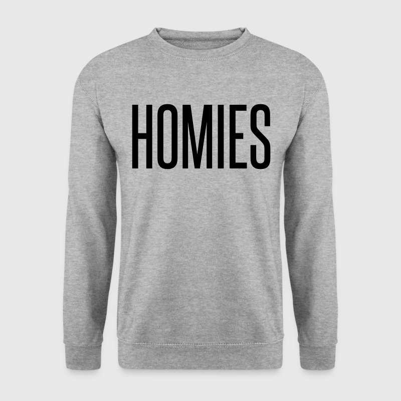 Homies Sweat-shirts - Sweat-shirt Homme