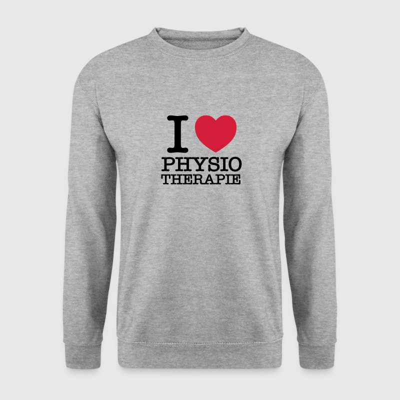 I Love Physiotherapie Pullover & Hoodies - Männer Pullover